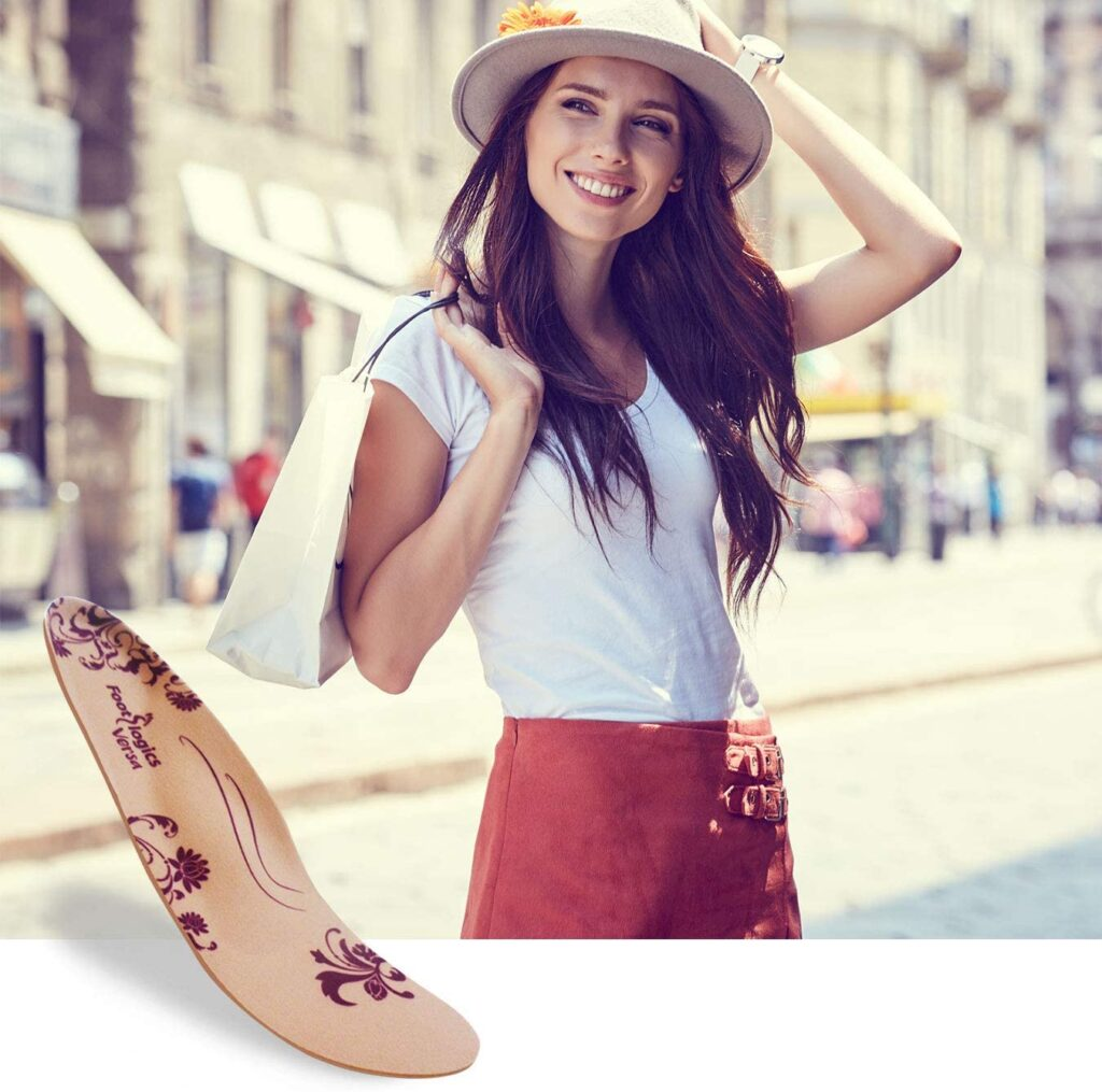 Footlogics Versa Insoles for Fashion Shoes